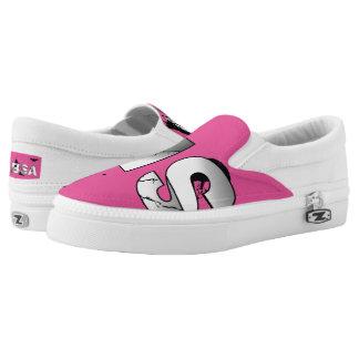 SBSA Pink Low Cut Tennis Shoe