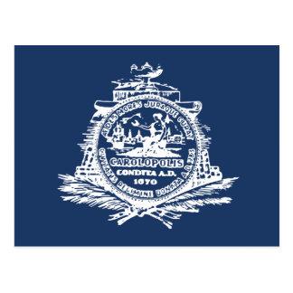 Sc de Charleston, Estados Unidos Tarjetas Postales