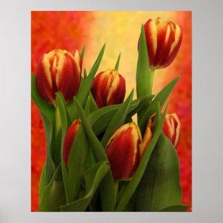 SC de Greenville de los tulipanes de Becky el MUSE Impresiones