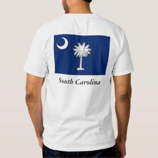 SC Flag Men's Basic T-Shirt