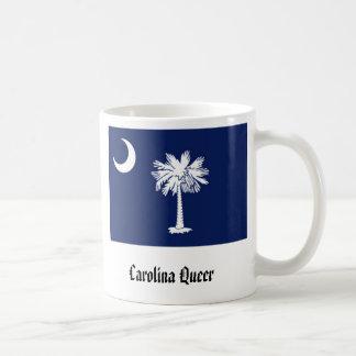 SC Flag, rainbowwithstate, Carolina Queer, Caro... Coffee Mugs