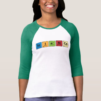 Sc.I.e.N.Ce {Science Periodic Table} T-Shirt