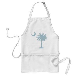 SC Palmetto & Crescent (CB) Adult Apron