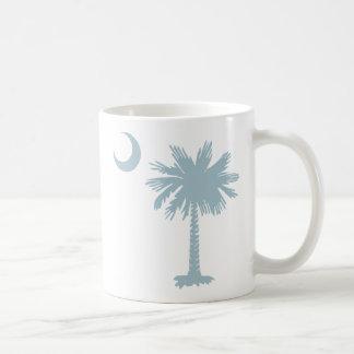 SC Palmetto & Crescent (CB) Coffee Mug