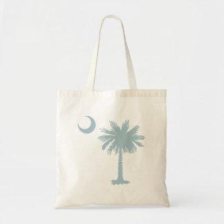 SC Palmetto & Crescent (CB) Tote Bag