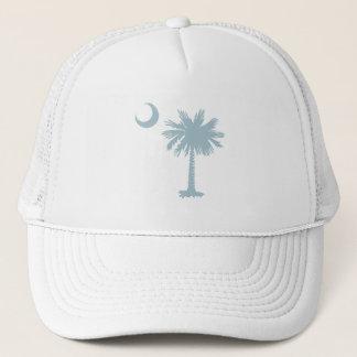SC Palmetto & Crescent (CB) Trucker Hat