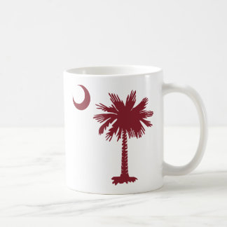 SC Palmetto & Crescent Coffee Mug