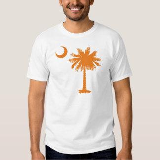 SC Palmetto & Crescent (O) Tee Shirt