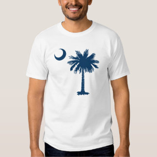 SC Palmetto & Crescent Tee Shirt