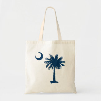 SC Palmetto & Crescent Tote Bag