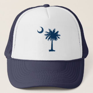SC Palmetto & Crescent Trucker Hat