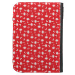 SC Palmetto Moon Red Case For Kindle