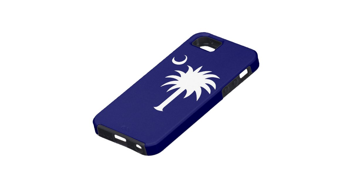 iphone sc cases sc palmetto tree iphone 5 zazzle 12266