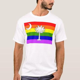 SC Rainbow Flag T-Shirt