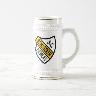 SC Schlesien Breslau Beer Stein