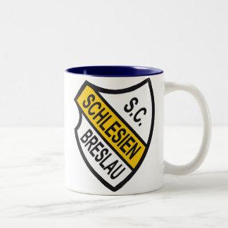 SC Schlesien Breslau Taza Dos Tonos