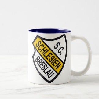 SC Schlesien Breslau Two-Tone Coffee Mug