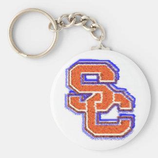 SC Sioux Center Keychain