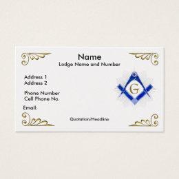 SC Starburst Business/Profile card
