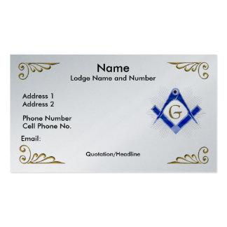 SC Starburst Business/Profile card Business Card Templates
