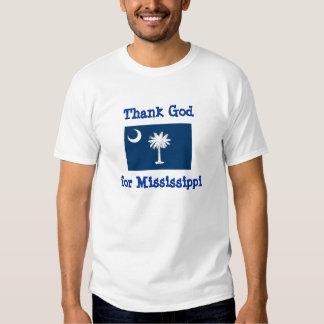 SC: Thank God for Mississippi T Shirt