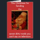 """SC, This Christmas I&#39;m Sending, the, seven dirt... Card<br><div class=""""desc"""">CHRISTMAS WISH</div>"""