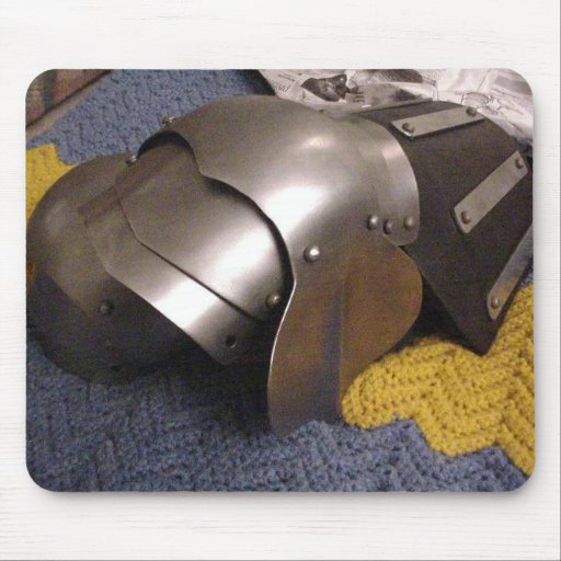 Sca Armor Armour Mouse Pads