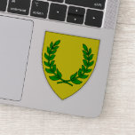 """SCA Coat of Arms Custom-Cut Vinyl Sticker<br><div class=""""desc"""">Show your pride in the SCA with this sticker featuring the arms of the SCA!</div>"""