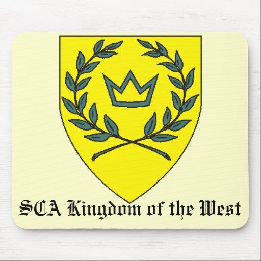 SCA West Mouse Mat