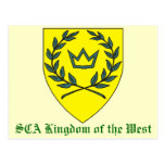 SCA West Post Cards