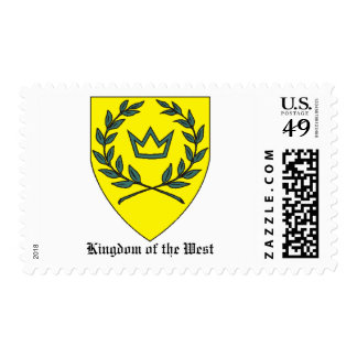 SCA West Postage