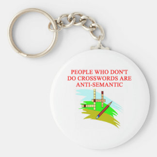 scabble and crossword game player design keychain