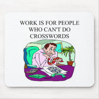 scabble and word game player design mouse pad