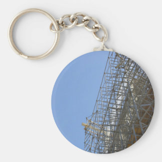 Scaffolding Key Chain
