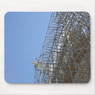 Scaffolding Mouse Pad