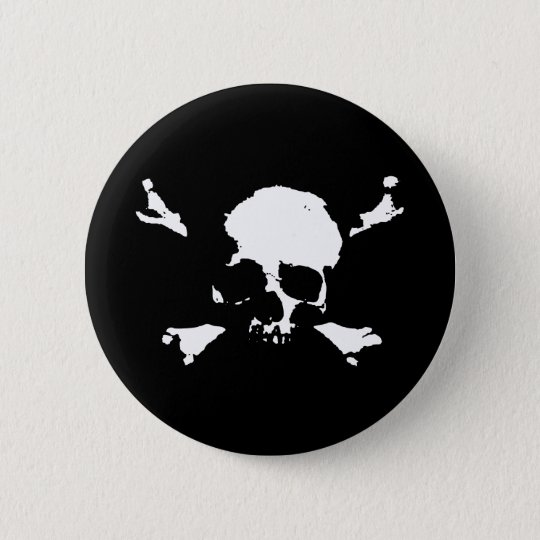 Scalawag Pinback Button