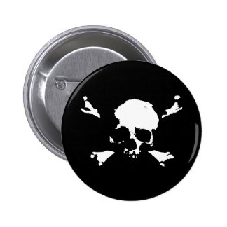 Scalawag Pinback Button