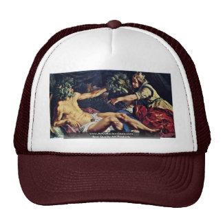 Scaldis And Antwerpia By Janssens Abraham Trucker Hat