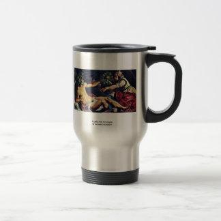 Scaldis And Antwerpia By Janssens Abraham Coffee Mugs