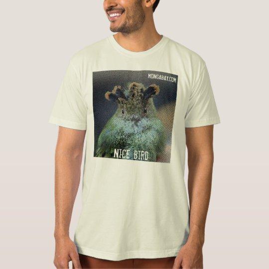 Scale-Crested Pygmy Tyrant: NICE BIRD T-Shirt