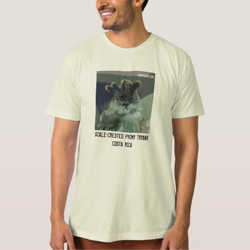 Scale-Crested Pygmy Tyrant Shirt