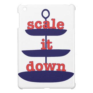 Scale It Down iPad Mini Cases