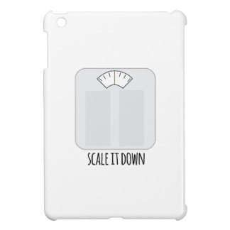 Scale It Down Cover For The iPad Mini