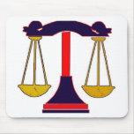 scale_justice alfombrillas de ratón