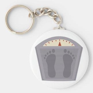 Scale Keychain