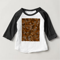 Scale Pattern Baby T-Shirt