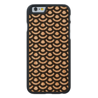 Scale Pattern Wooden iPhone 6 Case Carved® Cherry iPhone 6 Case