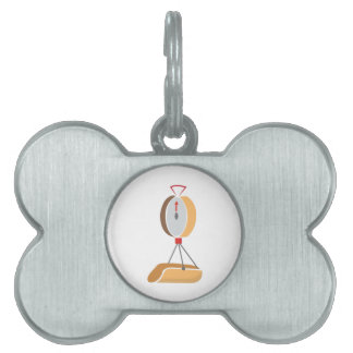 Scale Pet Tag
