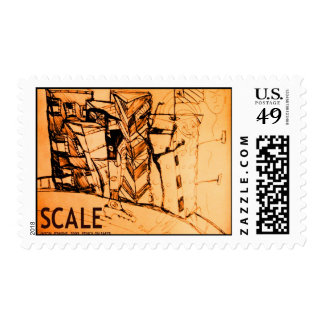 SCALE STAMP
