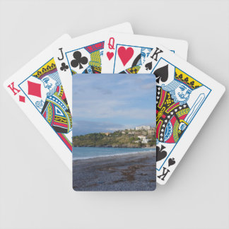 Scalea Beach, Calabria Bicycle Playing Cards